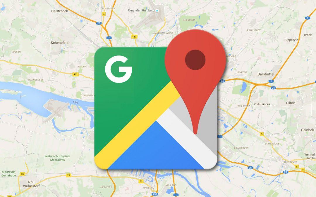 AR-Navigation in Google Maps nutzen